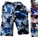 Surfshort CRUSH - Herren Badeshort Ha...