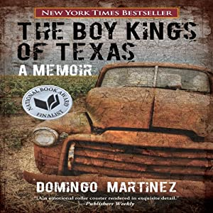 The Boy Kings of Texas Audiobook