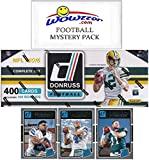 2016 Donruss NFL Football MASSIVE 400 Card Factory Set Loaded with SUPERSTARS & 100 ROOKIES Including Carson Wentz, Dak Prescott & More! Plus Bonus Wowzzer Mystery Pack with AUTOGRAPH or MEMORABILIA