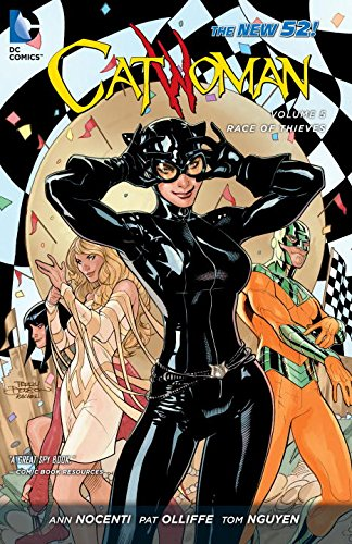 Catwoman Volume 5 TP (The New 52)