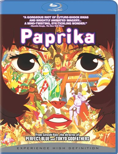 Cover art for  Paprika [Blu-ray]