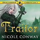 Traitor Hörbuch von Nicole Conway Gesprochen von: Jesse Einstein