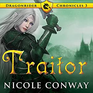 Traitor Audiobook