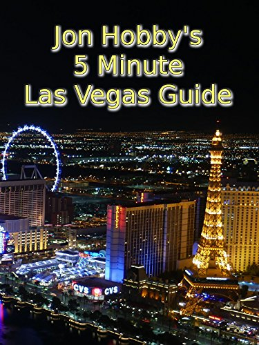 5 Minute Las Vegas Guide 2016-2017