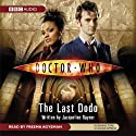 Doctor Who: The Last Dodo (       UNABRIDGED) by Jacqueline Rayner Narrated by Adjoa Andoh