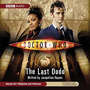 Doctor Who: The Last Dodo | [Jacqueline Rayner]