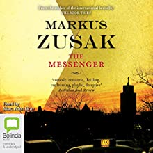 The Messenger Audiobook by Markus Zusak Narrated by Marc Aden Gray