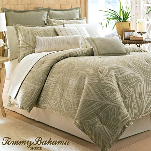 Tommy Bahama Montauk Drifter Comforter Set front-995040