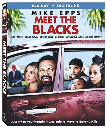Meet The Blacks [Blu-ray + Digital HD]