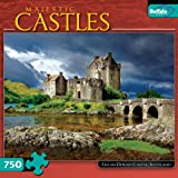 Buffalo Games Majestic Castle, Eilean Donan Castle – 750pc Jigsaw Puzzle