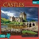 Buffalo Games Majestic Castle, Eilean Donan Castle – 750pc Jigsaw Puzzle