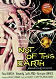 Not Of This Earth (Emisario De Otro Mundo) [DVD]