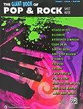 The Giant Pop & Rock Piano Sheet Music Collection: Piano/Vocal/Guitar (Giant Sheet Music Collection)
