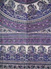 Paisley Mandala Tapestry-Huge Tablecl…