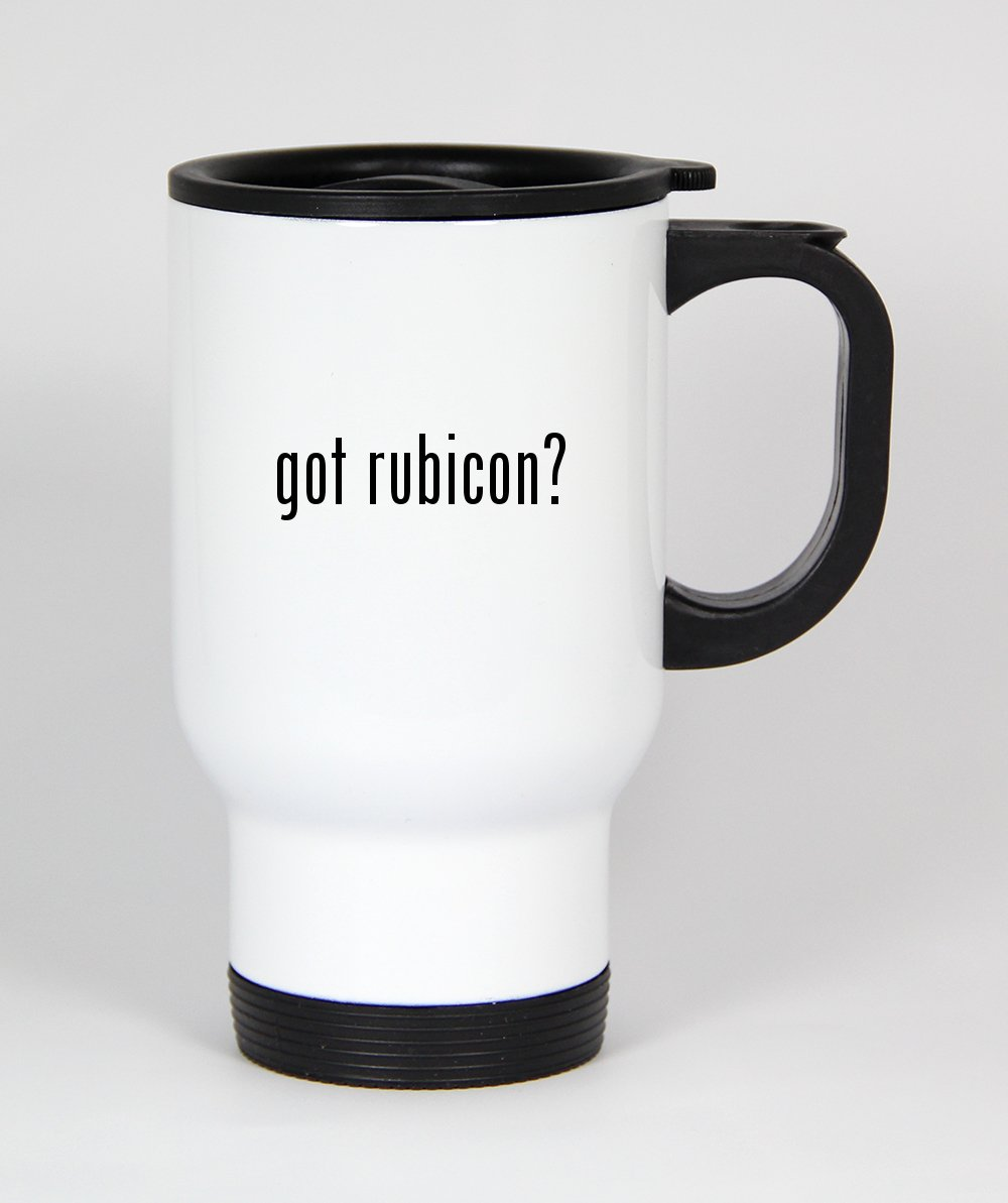 все цены на got rubicon? - 14oz White Travel Mug онлайн