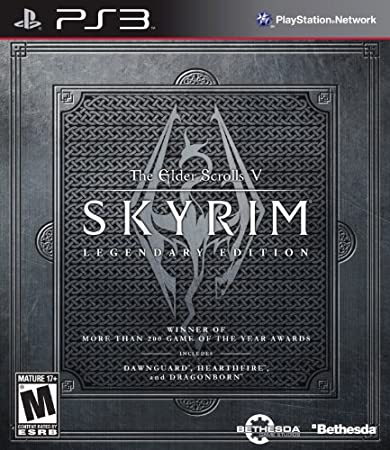 The Elder Scrolls V: Skyrim Legendary Edition - Playstation 3