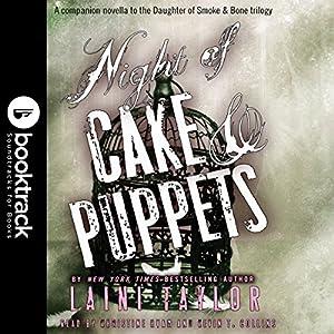 Night of Cake & Puppets Audiobook