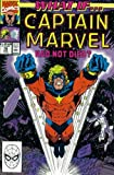 img - for What If? #14 : What If Captain Marvel Had Not Died? (Marvel Comics) book / textbook / text book