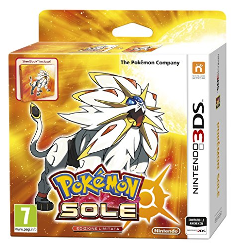 Pokémon Sole - Limited Fan Edition - Nintendo 3DS