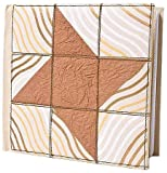Quilt-Journal-Mocha-Star-Quilt-Journals
