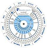 Pregnancy Wheel and Ovulation Calendar