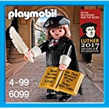 Playmobil 6099 16th century Protestant reformer Martin Luther - Rare