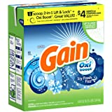 Gain Ultra With Oxi Booster Powder Detergent 63 Loads 100 Oz