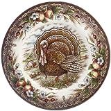 Royal Stafford Turkey Salad Plate, 21cm