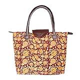 STYLOCUS Kalamkari Foldable Shopping Bag