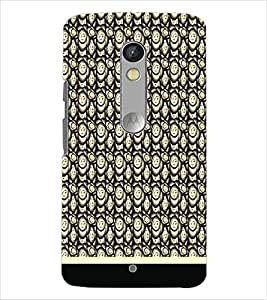 MOTOROLA MOTO X PLAY PATTERN Designer Back Cover Case By PRINTSWAG