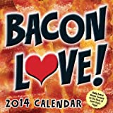 Bacon Love! 2014 Day-to-Day Calendar