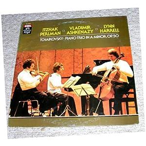 Amazon Com Tchaikovsky Piano Trio In A Minor Op 50