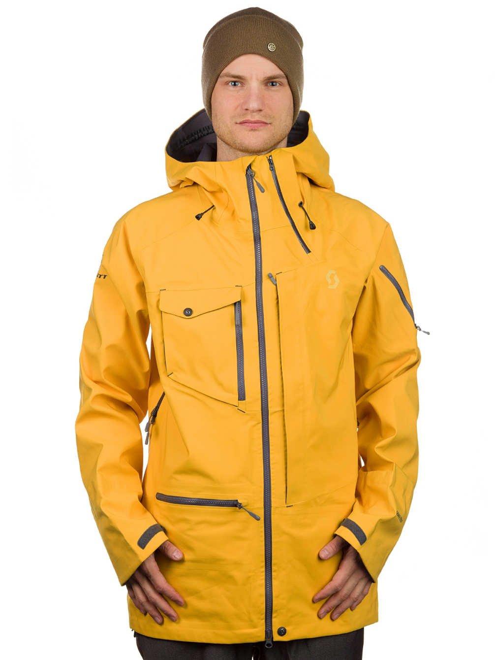 Herren Snowboard Jacke Scott Ridge Jacket günstig online kaufen