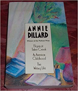 an american childhood essay by annie dillard Question an american childhood by annie dillard each family has its own unique parenting style it is often said good families give their children a good foundation.