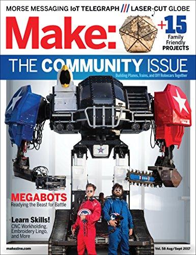 Make: Volume 58 (Tapa Blanda)