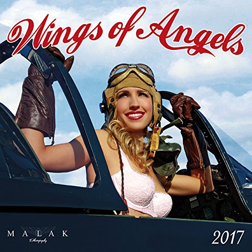 Wings of Angels 2017 Wall Calendar