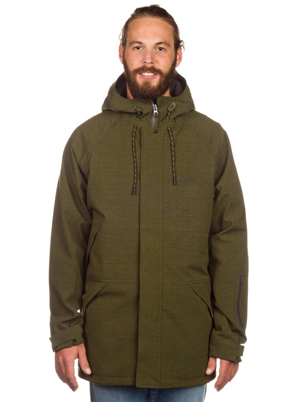 Rip Curl Herren Hot Box Anti Jacket günstig kaufen