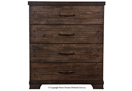 Sweet Dreams Mozart 4 Drawers Chest