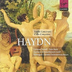 Haydn : Concertos pour violon, concertos pour violoncelle