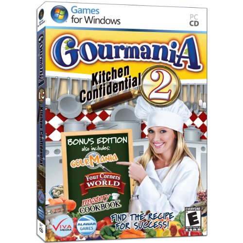 Gourmania 2: Kitchen Confidential - Bonus Edition