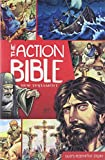 img - for The Action Bible New Testament: God's Redemptive Story (Action Bible Series) book / textbook / text book