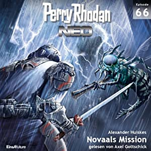Novaals Mission (Perry Rhodan NEO 66) Hörbuch