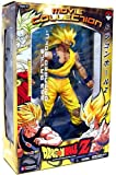 Dragonball Z Series 11 Movie Collection 9 Inch Deluxe Action Figure SS3 Battle Damaged Goku