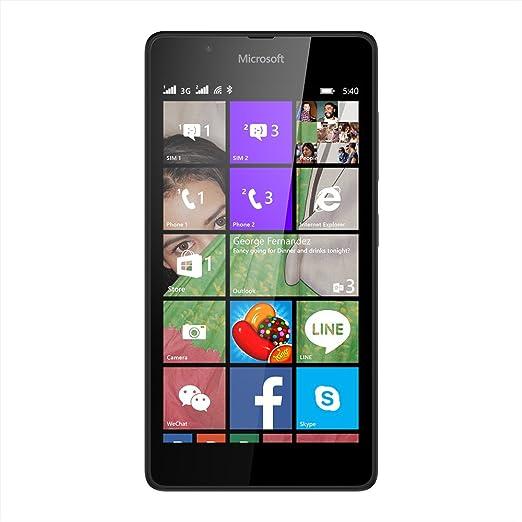 Microsoft Lumia 540 (Black, 8GB)