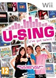 echange, troc U-Sing (Wii) [Import anglais]