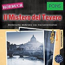 ll Mistero del Tevere (PONS Hörkrimi Italienisch): Mörderische Hörkrimis zum Italienischlernen Hörbuch von Massimo Marano, Valerio Vial Gesprochen von: Giovanni Giudice