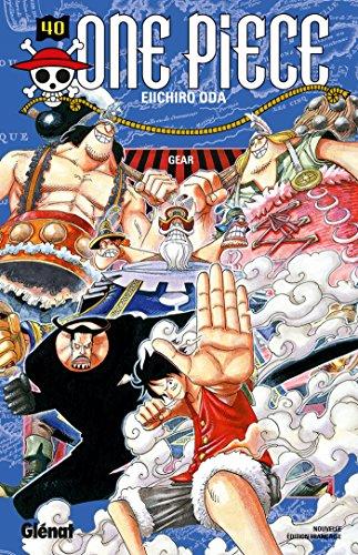 One Piece - Édition originale - Tome 40 : Gear