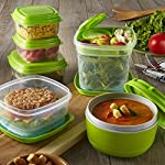 Fresh Selects 17 Piece Container Set