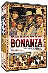 Bonanza: The Complete Second Season from Paramount