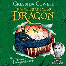 How to Break a Dragon's Heart: How to Train Your Dragon, Book 8 | Livre audio Auteur(s) : Cressida Cowell Narrateur(s) : David Tennant